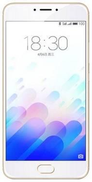 Телефон Meizu M3 Note