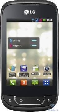 Телефон LG Optimus Link Dual Sim