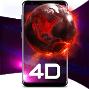 3D AMOLED Backgrounds
