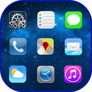 iPhone 6s Launcher