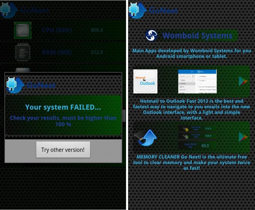 Скриншоты ко Обновление чтобы Android