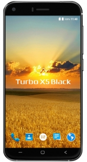 TurboPad Turbo X5 Black