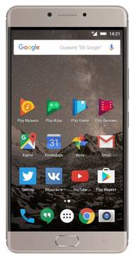 Телефон Highscreen Power Five Max