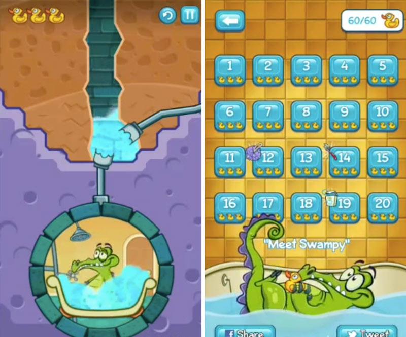 Бесплатно На Андроид Игру Крокодильчик …