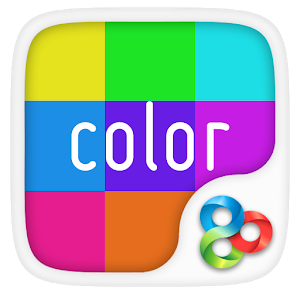 Color GO Launcher Theme