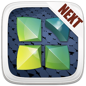 Next Launcher 3D UI 2.0 Theme