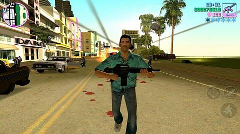 Скриншоты к Grand Theft Auto: Vice City