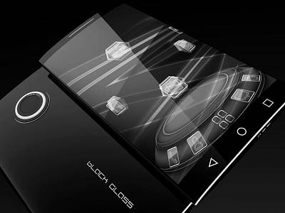 Скриншоты к Black Glass theme for Next Launcher